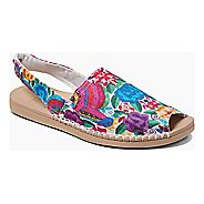 Womens Reef Escape Sling Prints Casual Shoe