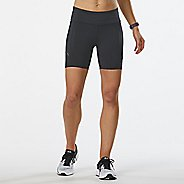 "Womens R-Gear Recharge 2.0 6"" Compression & Fitted Shorts"