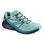 Womens Salomon Sense Ride 2 GTX Invisible Fit Trail Running Shoe