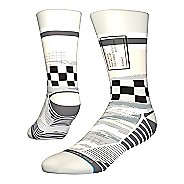 Mens Stance Mission Space Crew Socks