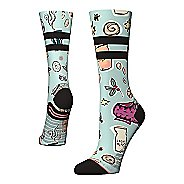 Womens Stance Barista Light Crew Socks