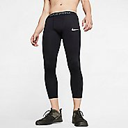 Mens Nike Pro 3/4 Compression Tights