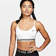 Womens Nike Glam Indy Bra Sports Bras