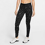 Womens Nike Pro Warm Starry Night Compression Tights
