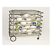 Tandem Sport Locking Ball Cage Fitness Equipment