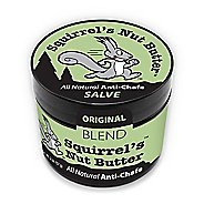 Squirrels Nut Butter All Natural Anti-Chafe Salve 2.0 ounce Tub Skin Care