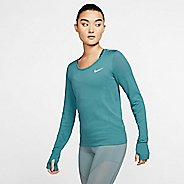 Womens Nike Infinite Long Sleeve Technical Tops