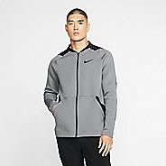 Mens Nike Pro Full Zip Fleece Casual Jackets