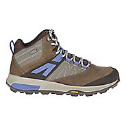 Womens Merrell Zion Mid Waterproof Hiking Shoe