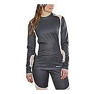 Womens Craft Base layer Set Long Sleeve Technical Tops