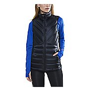 Womens Craft LT Down Vests Jackets