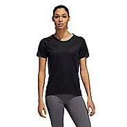 Womens Adidas 25/7 Tee Short Sleeve Technical Tops