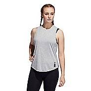 Womens Adidas Adapt Sleeveless & Tank Technical Tops