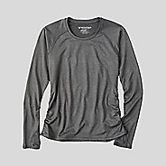 Womens Korsa Effortless Long Sleeve Technical Tops