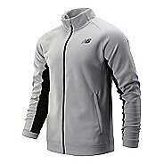 Mens New Balance Tenacity Knit Running Jackets