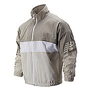 Mens New Balance NB Athletics Select Windbreaker Running Jackets
