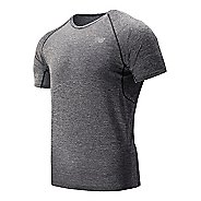 Mens New Balance Mesh NB Ice 2.0 Short Sleeve Technical Tops