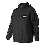 Womens New Balance NB Athletics Windbreaker Running Jackets