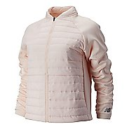 Womens New Balance Relentless Heat Cold Weather Jackets