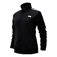 Womens New Balance NB Athletics Classic Track Running Jackets