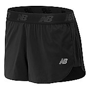 Womens New Balance Accelerate 2.5-inch Lined Shorts