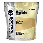 GU Roctane Protein Recovery Drink Mix 15 serving pouch Drinks