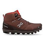 Mens On Cloudrock Waterproof Hiking Shoe