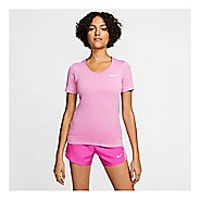 Womens Nike Infinite Short Sleeve Technical Tops