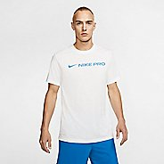 Mens Nike Pro Dri-FIT Tee Short Sleeve Technical Tops