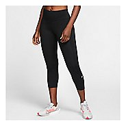 Womens Nike Epic Lux Crop Tights & Leggings