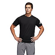 Mens Adidas Freelift Sport Ultimate Tee Short Sleeve Technical Tops