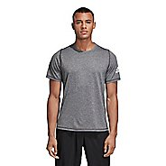 Mens Adidas Freelift Sport Heather Tee Short Sleeve Technical Tops