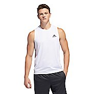 Mens Adidas Freelift Sport Tee Sleeveless & Tank Technical Tops