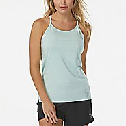 Womens Korsa Cadence Run Singlet Sleeveless & Tank Technical Tops