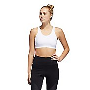 Womens Adidas Don't Rest 3 Stripe Sports Bras