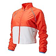 Womens New Balance Velocity Running Jackets