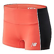 Womens New Balance Velocity Hotshort Compression & Fitted Shorts