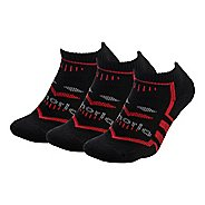 Thorlo Running Edge Micromini Crew 3 Pair Pack Socks