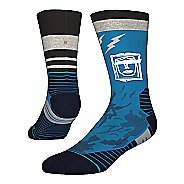 Mens Stance RUN Shatter Crew Socks