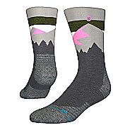 Womens Stance HIKING Divide Street Crew Socks