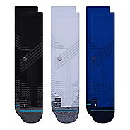 Stance TRAINING Athletic Crew 3 Pack Socks