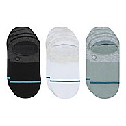 Stance Uncommon Gamut 2 Invisible 3 pack Socks