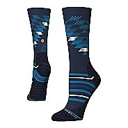 Womens Stance RUN Slithering Crew Socks