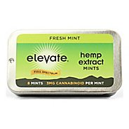 Elevate Hemp CBD Mint - 8 Count Tin Supplement