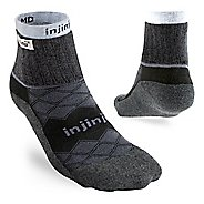Mens Injinji Liner + Runner Mini-Crew Coolmax Socks