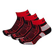 Thorlo Outdoor Athlete Quarter Length 3 Pair Pack Socks