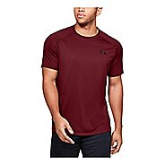 Mens Under Armour Novelty 2.0 Short Sleeve Technical Tops