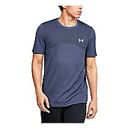 Mens Under Armour Seamless Short Sleeve Technical Tops