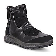 Womens Ecco Exostrike Hydromax Primoloft Side Zip Winter Boot Hiking Shoe
