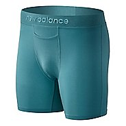 Mens New Balance Specialty Modal Blend 6-inch Boxer Brief Underwear Bottoms